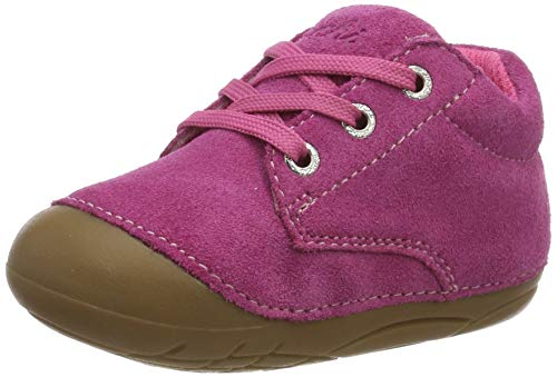 Lurchi Mädchen FLO Sneaker, Pink (Pink 23), 22 EU