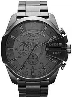 Diesel Men's Gray Stainless steel Band Watch [DZ4282]