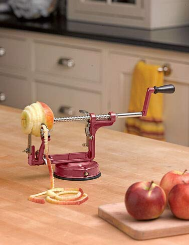 Mrs. Anderson's Baking 43208 Apple Peeling Machine with Suction Base