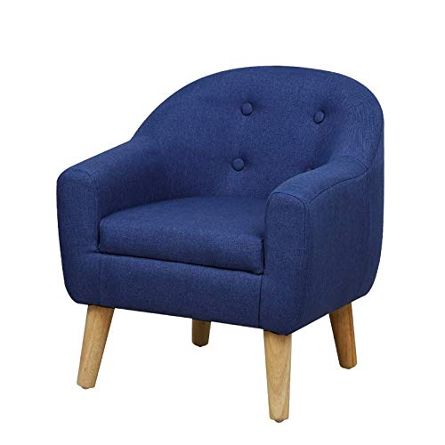 Upholstered Kids Armchair