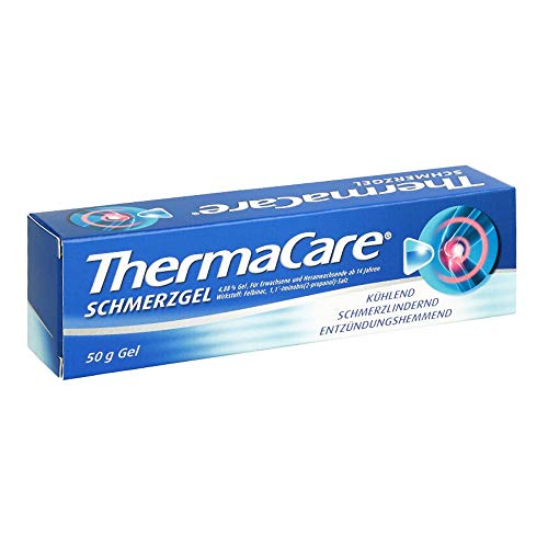 THERMACARE Schmerzgel 50 g