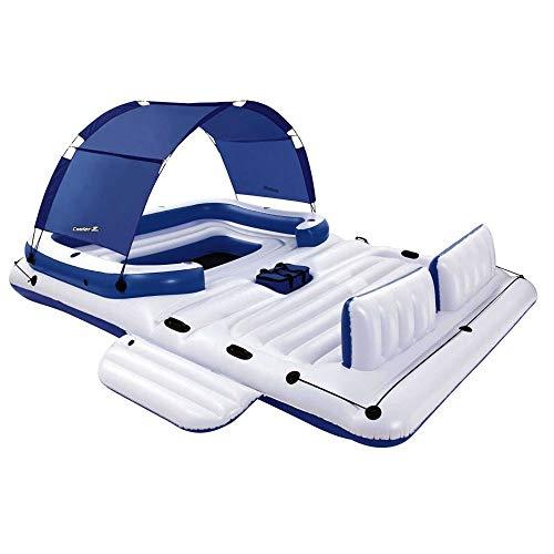 Travel Pillows Pool Floß Super GroßEs Wasser Schwimmendes Bett Zelt Aufblasbare Schwimmende Brett Boot Angeln Floß Angeln Schwimmende Reihe