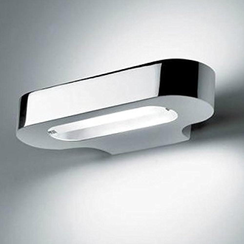 Artemide talo led lampada da parete,in alluminio cromato 0615030A