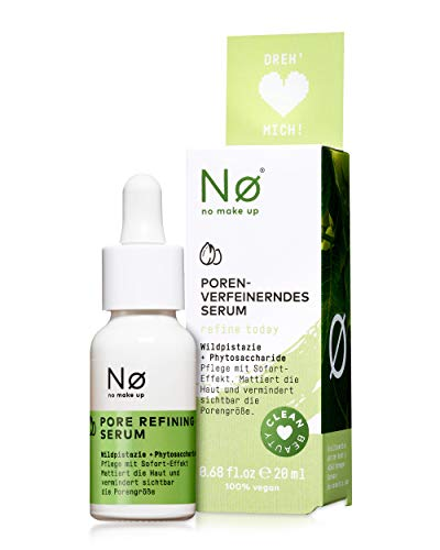 No Cosmetics Refine Today Pore Minimizer Face Serum & Face Primer for Oily Skin | Oil Control Pore Reducer for Face | Pore Erasing, Mattifying Primer & Skin Serum