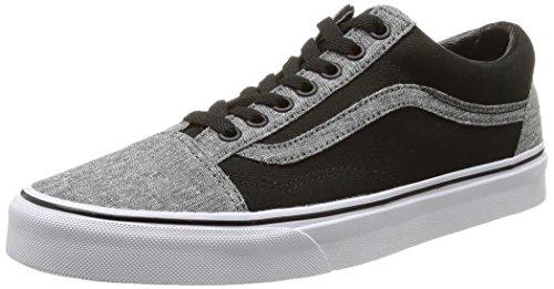 Vans Old Skool, V1R1GYJ, Unisex-Erwachsene Sneakers, Mehrfarbig (c&c/black/pewter), 37 EU (4 UK)