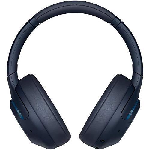 ソニー ワイヤレスノイズキャンセリングヘッドホン WH-XB900N : 重低音モデル / Amazon Alexa搭載 / blueto...