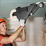 Kacsoo Drywall Banjo Taping Tool Herramienta para juntas de paneles de...