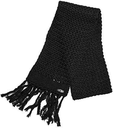 Adidas Womens Scarfs W Culture Polyacrilyc Black New Winter Accessories W57005