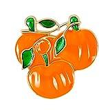 WESDOO Spille Vintage Spilla Halloween Spilla Gioielli Foulard con Scialle e Sciarpe Spilla in Lega Spille da Donna Fiore all'occhiello