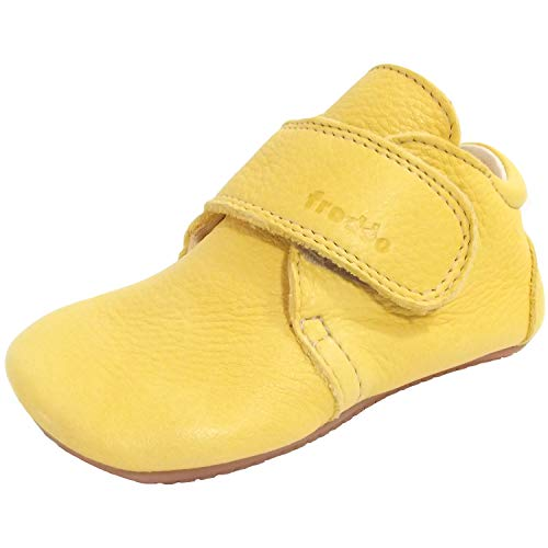 Froddo Prewalkers G1130005-8 Unisex Kinder Babyschuhe Kaltfutter, Größe 22