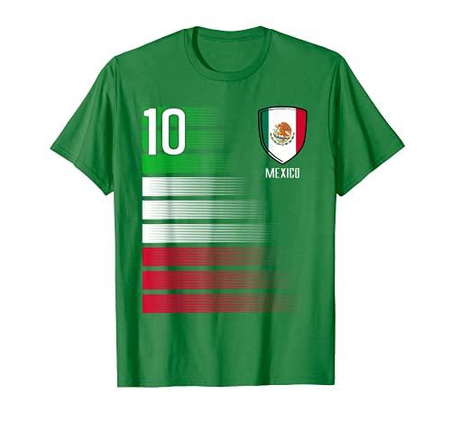 México Soccer Jersey Mexicano Fútbol Camiseta
