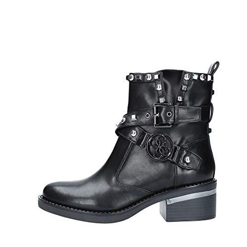 GUESS Fenix Botines/Low Boots Mujeres Negro - 35 - Botas de caña Baja (Ropa)