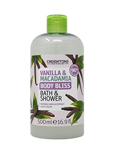 Body Bliss Vanilla & Macadamia Bath & Shower 500ml