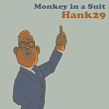 Monkey in a Suit
