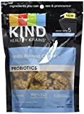 KIND Healthy Grains Clusters, Vanilla Almond, Gluten Free, 11 Ounce Bag