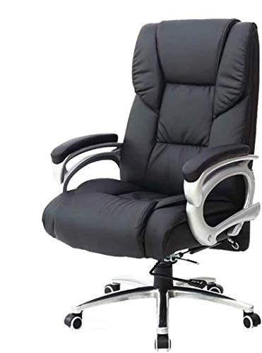 ZHEYANG Sedia Poltrona Gaming Pelle con Schienale Alto Sedia Work Manager Ergonomica Sedie Altezza Regolabile Sedia da Ufficio