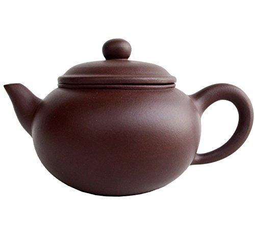 Yixing Teekanne Huangduan Zisha chinesische Teekanne, 148 ml, Gelb zini