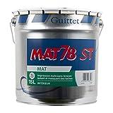 Peinture GUITTET MAT 78 ST BLANC 15 LITRES