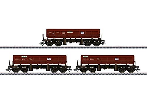 Märklin 48456 -  Schüttgut-Kippwagen-Set Fas 680,  Spur  H0