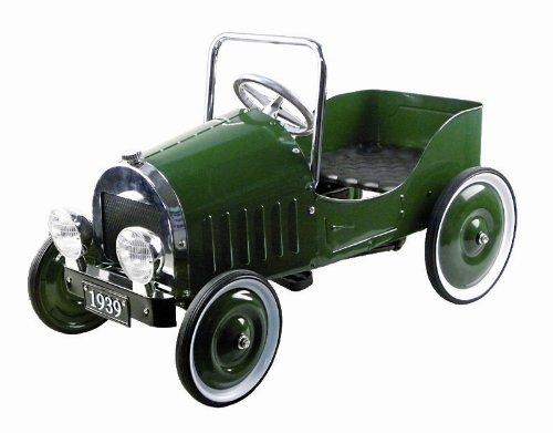 Goki 14073 - Modellino Tetrauto, Colore: Verde, 80 x 40...