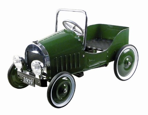 Goki - 2041360 - Porteur - Voiture - 1939 - Vert
