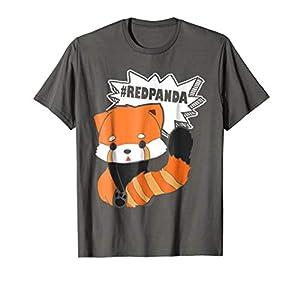 Red Panda Shirt - Cute Red Panda T shirts