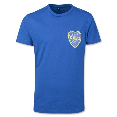 Boca Juniors Camiseta Hombre Boca Logo Azul S