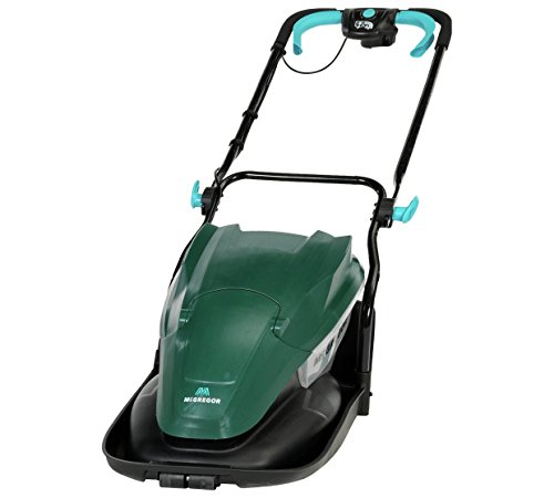 McGregor 30cm Hover Collect Lawnmower - 1450W
