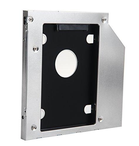 Deyoung SATA 2do disco duro HDD SSD caja adaptador Caddy para Lenovo ThinkPad P70+ IdeaCenter C560