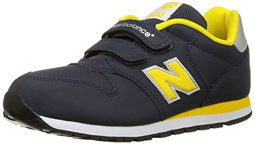 New Balance - Nbkv500Yyi - , homme, gris (grey/yellow), taille, Grey/Yellow, 22.5 EU