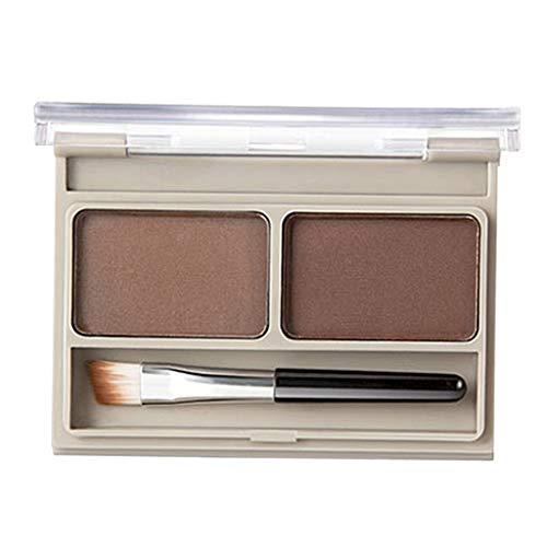 dailymall Stylo à Sourcils Eyeliner Sourcils Imperméable Durable Avec Des Cosmétiques De Maquillage De Brosse - 02