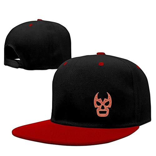Kjfilo MINUCM Lucha Underground Wrestling Franchise Impact Wrestling Cool Hat Red