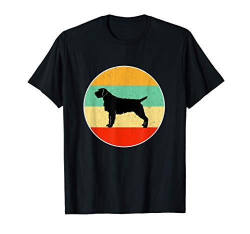 Camisa de pelo duro de grifón, amor de madre de perro... Camiseta