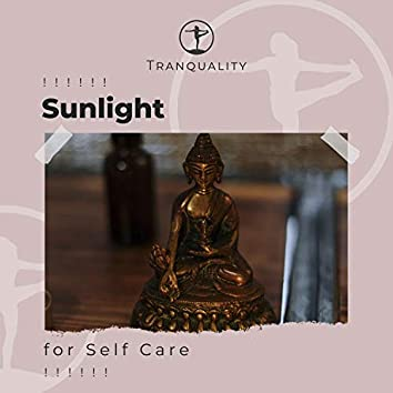 ! ! ! ! ! ! Healing Sunlight for Self Care ! ! ! ! ! !