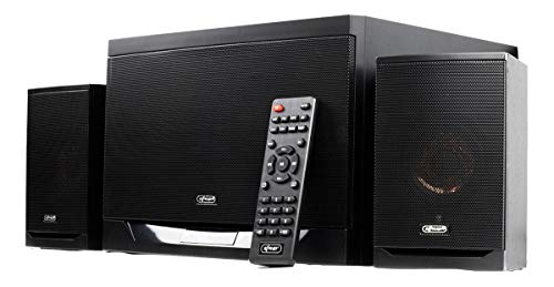 Home Theater Aparelho de Som Multimídia FM P2 Bluetooth KP-6029BH
