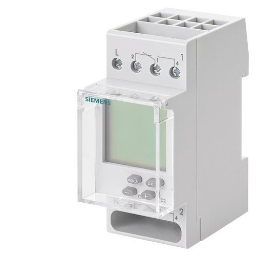 Siemens SENTRON–Zeitschaltuhr Digital Top 2.02Kanal 230V AC 16A