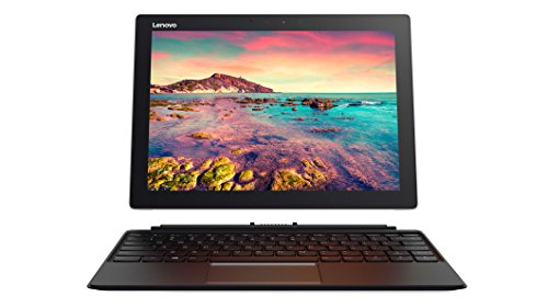 Lenovo Miix 720 2.50GHz i5-7200U Intel Core i5 di settima generazione 12' 2880 x 1920Pixel Touch screen Nero Ibrido (2 in 1)