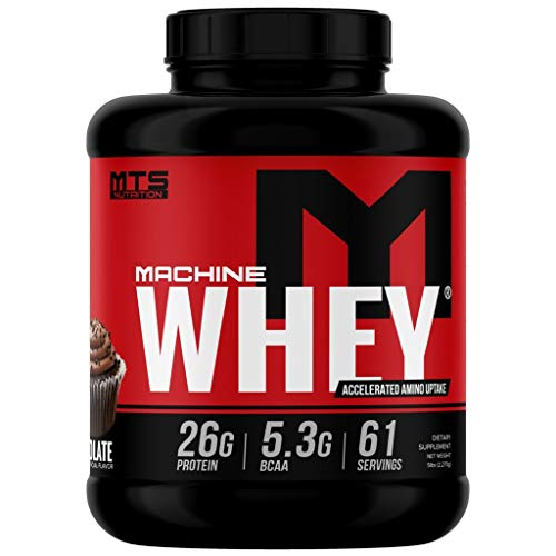 MTS Machine Whey Protein (5lbs, Chocolate)
