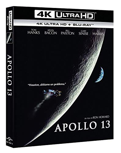 Apollo 13 (Blu-Ray 4K Ultra HD+Blu-Ray) [Italia] [Blu-ray]