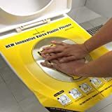 PATENTED DESIGN: Unclogging the toilet is a nasty job that nobody should have to deal with. The answer for a quick and easy fix comes from Korea where PONGTU has designed an innovative sticker plunger that makes this smelly job more hygienic and a lo...