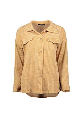 Zabaione Bluse Jala, Größe:XL, Farbe:Creme