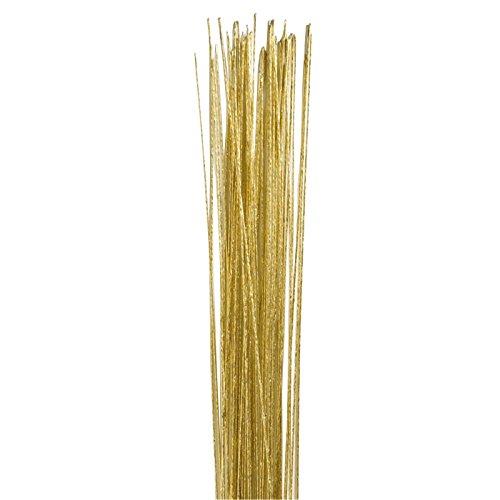 50 FILI DI FERRO ORO GOLD 24 GAUGE CULPITT
