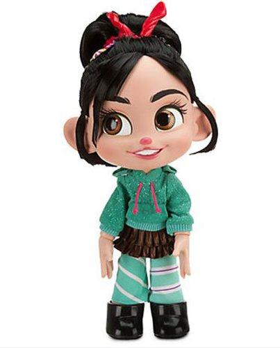 Wreck-It Ralph Disney Vanellope Von Schweetz Talking Doll - 12'' H