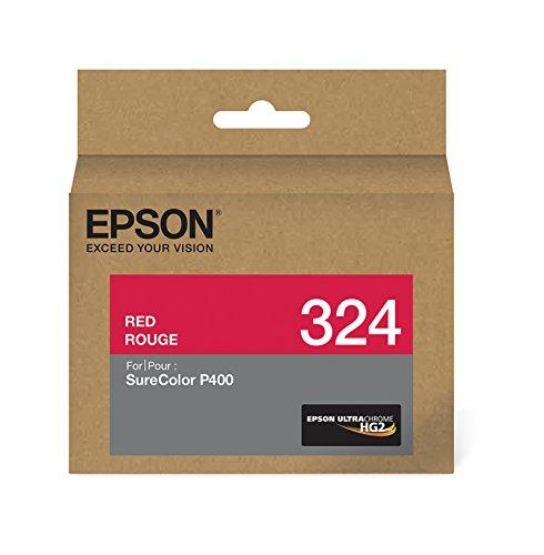 Epson T324720 Epson UltraChrome HG2 Ink (Red)