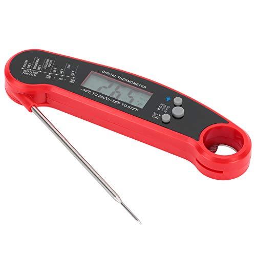 Termómetro de carne Termómetro de alimentos fácil de usar Termómetro de carne digital Cocina para el hogar