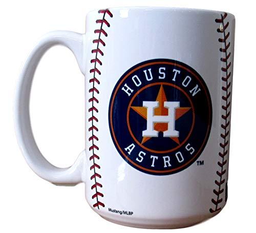 MUSTANG Houston Astros Kaffee- und Teetasse, 425 ml