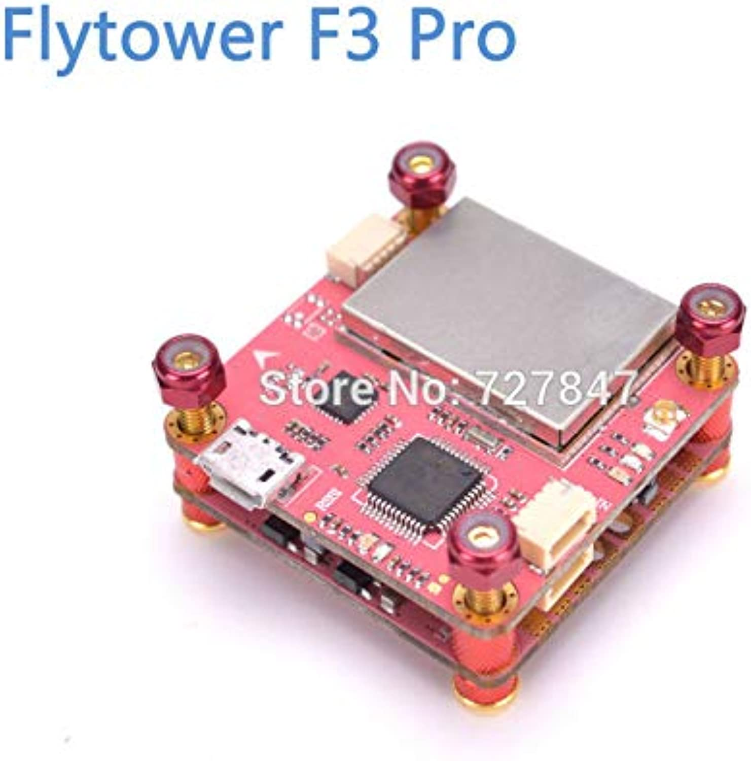 Laliva Flytower F3 Pro Flight Control Integrated OSD + 4 in 1 4in1 40A ESC _S 24s Support Dshot 150 300 600 for FPV Racing Drone