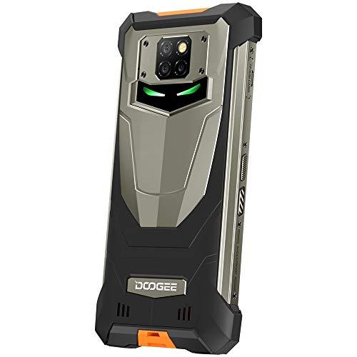 GLXC Caja Protectora de AYC for Doogee S88 Pro Armor PC + TPU