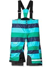 CareTec 550278 Pantalones para la Nieve, Multicolor (Hawaiian Surf 7811), 86