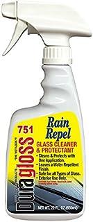 Duragloss 751 Rain Repel 22 Ounce Glass Cleaner